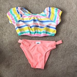 Old Navy Toddler Girl Swimsuit Size 4T